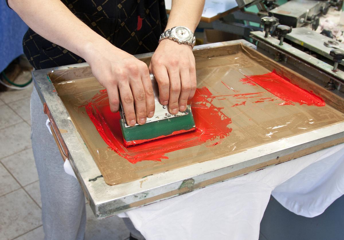 шелкотрафаретная печать в самаре